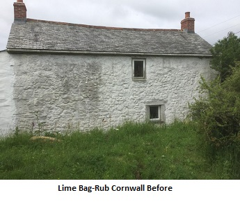 Lime Bag Rub Cornwall