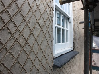 Lime Rendering Cornwall