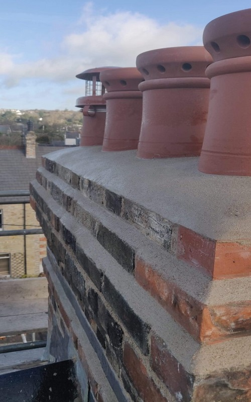 Chimney and Structural Repairs Truro a