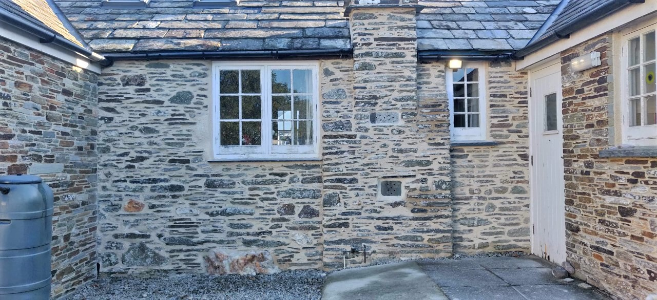 Lime Pointing Tintagel