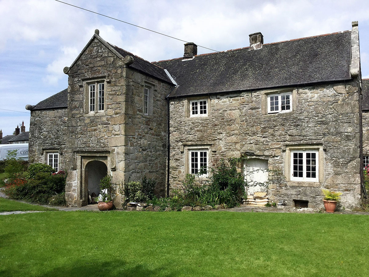 Lime Pointing and Land Drainage Bodmin Moor